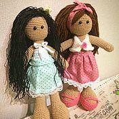 Куклы и игрушки ручной работы. Ярмарка Мастеров - ручная работа Кукла амигуруми. Handmade.