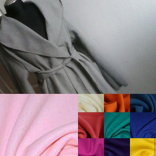 Верхняя одежда ручной работы. Ярмарка Мастеров - ручная работа. Купить Пальто-халат. Handmade. Серый, однотонный, пальто