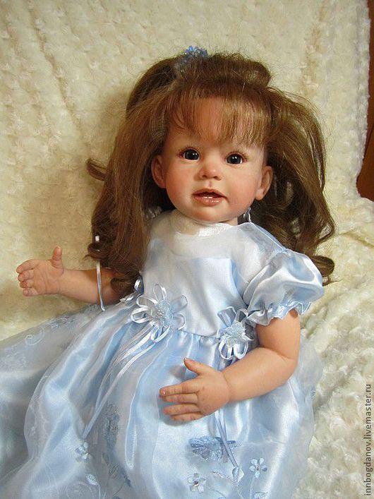 Куклы-младенцы и reborn ручной работы. Ярмарка Мастеров - ручная работа. Купить Кукла реборн Иванка. Handmade. Куклы реборн
