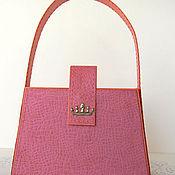 Сувениры и подарки ручной работы. Ярмарка Мастеров - ручная работа Упаковка для подарка в виде дамской сумочки. Handmade.
