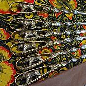Сувениры и подарки ручной работы. Ярмарка Мастеров - ручная работа Шашлычный набор «Медведь». Handmade.