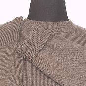 Одежда ручной работы. Ярмарка Мастеров - ручная работа платье свитер оверсайз Крис бронь. Handmade.