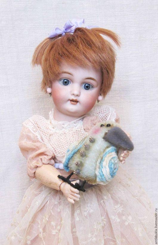 Винтажные куклы и игрушки. Ярмарка Мастеров - ручная работа. Купить Антикварная очаровашка SIMON HALBIG 1079 DEP. Handmade.