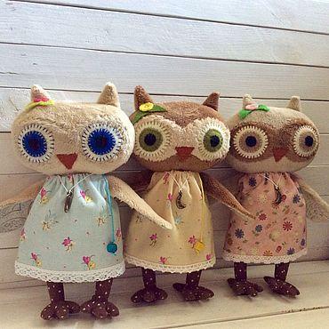 Куклы и игрушки ручной работы. Ярмарка Мастеров - ручная работа Совочка Софочка beige. Handmade.