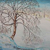 Картины и панно ручной работы. Ярмарка Мастеров - ручная работа Лето Осень Зима. Handmade.