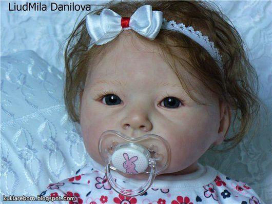 Куклы-младенцы и reborn ручной работы. Ярмарка Мастеров - ручная работа. Купить Джонатан. Сделаю на заказ. Handmade. стекло лауша