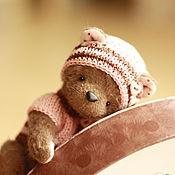 Куклы и игрушки ручной работы. Ярмарка Мастеров - ручная работа Пати (10.5 см.). Handmade.