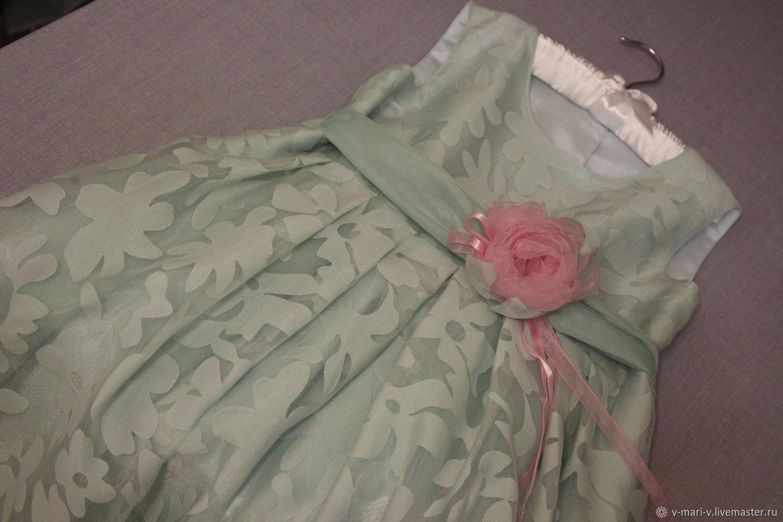 Платье детское Нежное