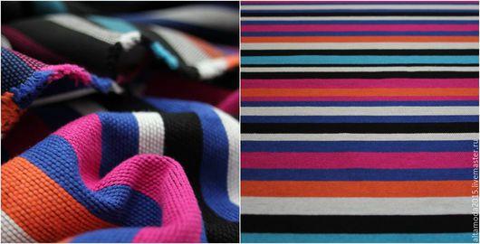 Шитье ручной работы. Ярмарка Мастеров - ручная работа. Купить 20% скидка Рогожка Хлопок сток Max Mara итальянские ткани. Handmade.