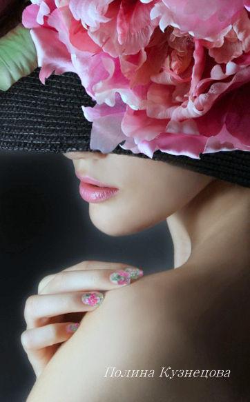 """Шляпы ручной работы. Ярмарка Мастеров - ручная работа. Купить Соломенная шляпка """"Батиста"""". Handmade. Женская шляпка, 100% шёлк"""