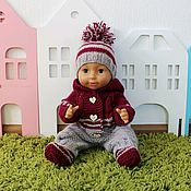 Куклы и игрушки handmade. Livemaster - original item CLOTHES FOR DOLLS. Handmade.