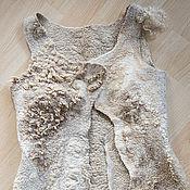 """Одежда ручной работы. Ярмарка Мастеров - ручная работа Жилет """"Мой ангел"""". Handmade."""