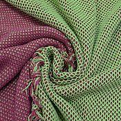 Материалы для творчества ручной работы. Ярмарка Мастеров - ручная работа Ткань шанель. Handmade.