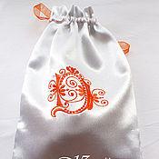 Сувениры и подарки handmade. Livemaster - original item Personalized bags. Handmade.