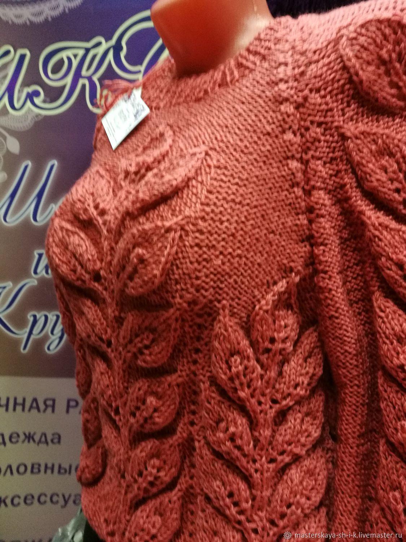 Коралловый Каприз (нарядный объемный), Джемперы, Санкт-Петербург,  Фото №1