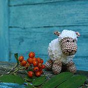 Куклы и игрушки ручной работы. Ярмарка Мастеров - ручная работа Барашек Милашка. Handmade.