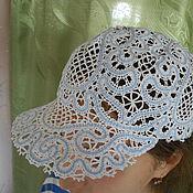 Аксессуары handmade. Livemaster - original item Cap., cap.. Handmade.