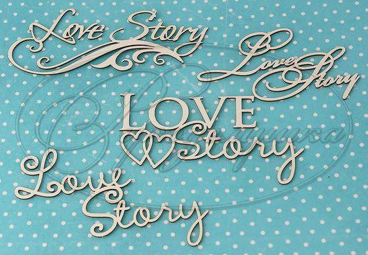 Открытки и скрапбукинг ручной работы. Ярмарка Мастеров - ручная работа. Купить Love Story 3 (набор). Handmade. Скрапбукинг