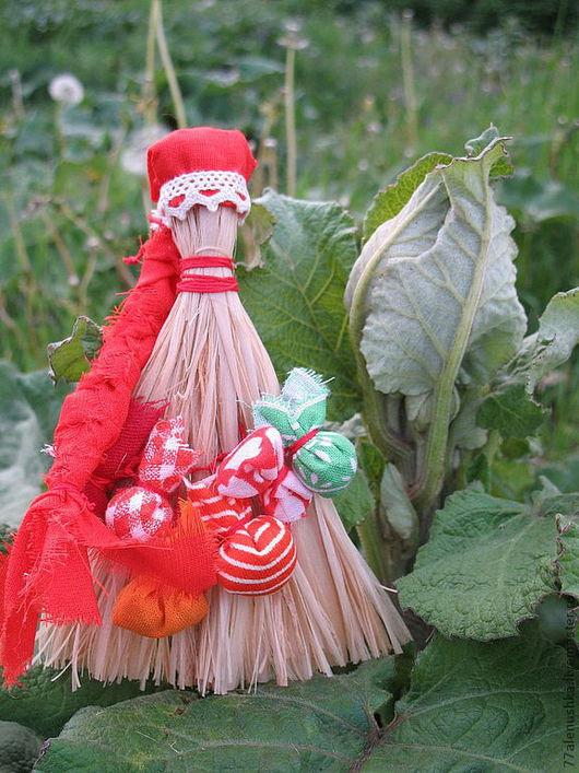 """Народные куклы ручной работы. Ярмарка Мастеров - ручная работа. Купить Кукла """"Веничек благополучия"""". Handmade. Народная кукла, славянский"""