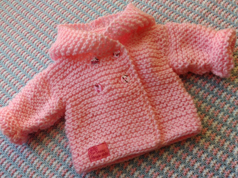 Для новорожденных своими руками кофточка 91