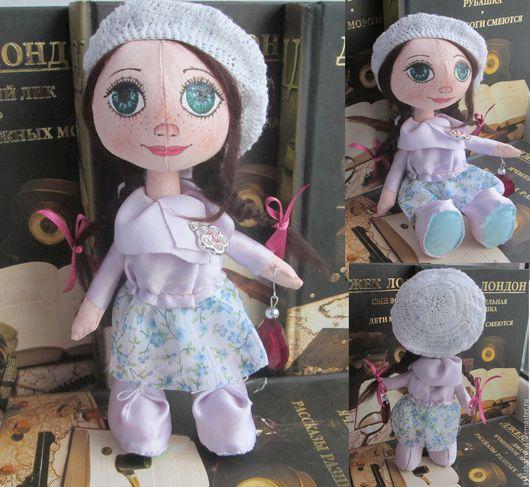 Коллекционные куклы ручной работы. Ярмарка Мастеров - ручная работа. Купить Текстильная кукла Ручная работа. Handmade. Подарок для девочки