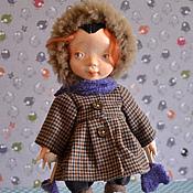 Куклы и игрушки ручной работы. Ярмарка Мастеров - ручная работа Нюша ( авторская кукла). Handmade.