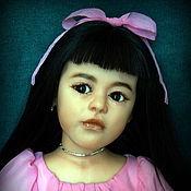 Куклы и игрушки ручной работы. Ярмарка Мастеров - ручная работа КЕЙКО 63см. Handmade.