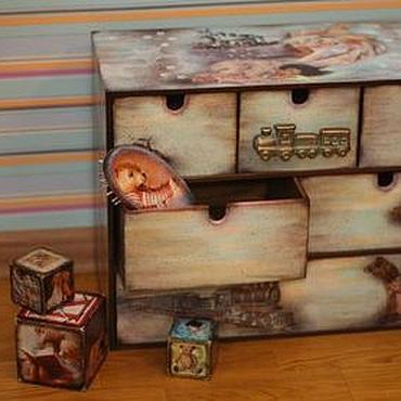 Для дома и интерьера ручной работы. Ярмарка Мастеров - ручная работа Cпят усталые игрушки - 2 (комплект). Handmade.