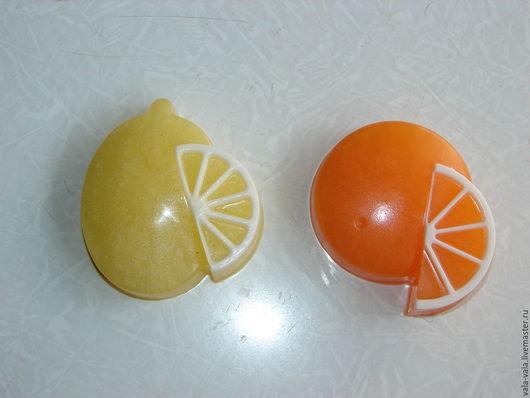 Мыло ручной работы. Ярмарка Мастеров - ручная работа. Купить мыло Лимон. Handmade. Лимонный, мыло в подарок, мыло, подарок