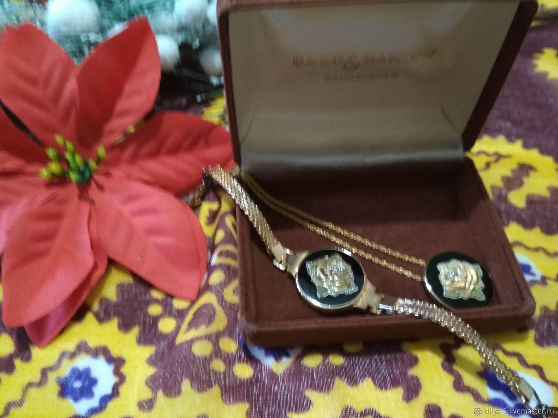 Reed&Barton jewelry set, Vintage jewelry sets, Vladimir,  Фото №1
