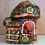 Для дома и интерьера ручной работы. Ярмарка Мастеров - ручная работа Сказочный домик. Handmade.
