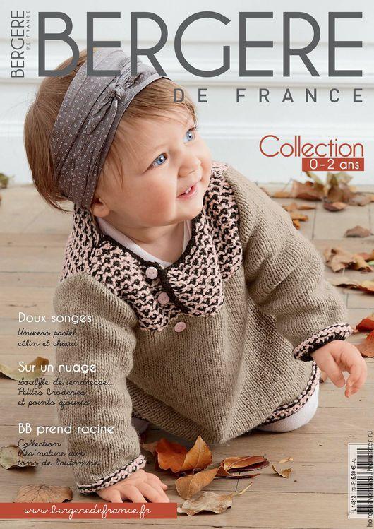 Журнал от BERGERE DE FRANCE  №170.