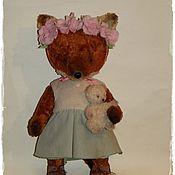 Куклы и игрушки ручной работы. Ярмарка Мастеров - ручная работа Лисьена. Handmade.