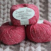 Материалы для творчества handmade. Livemaster - original item Debbie Bliss Donegal Luxury Tweed Rose Pink. Handmade.