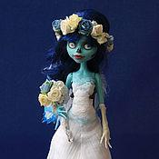 Куклы и игрушки ручной работы. Ярмарка Мастеров - ручная работа Эмили (репейнт куклы Monster High). Handmade.
