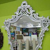 """Для дома и интерьера ручной работы. Ярмарка Мастеров - ручная работа Зеркало в декоративной раме """"Версаль"""". Handmade."""