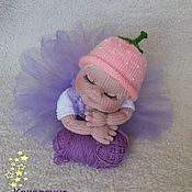 """Куклы и игрушки ручной работы. Ярмарка Мастеров - ручная работа Сплюшка """"Ягодка моя"""". Handmade."""