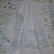 Русский стиль ручной работы. Ярмарка Мастеров - ручная работа рушник. Handmade.