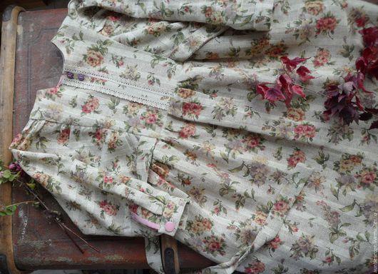 """Одежда для девочек, ручной работы. Ярмарка Мастеров - ручная работа. Купить Нарядное ретро-платье для девочки """"Викторианское"""". Handmade. Бежевый"""