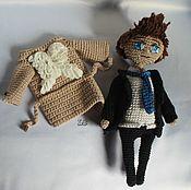 Куклы и игрушки ручной работы. Ярмарка Мастеров - ручная работа Кастиэль. Handmade.