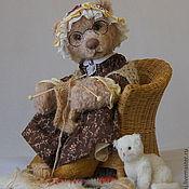 Куклы и игрушки ручной работы. Ярмарка Мастеров - ручная работа Марсельеза Семеновна. Handmade.