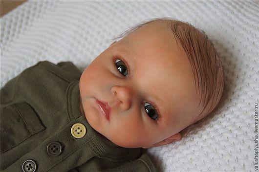 Куклы-младенцы и reborn ручной работы. Ярмарка Мастеров - ручная работа. Купить Мишка-обнимашка кукла реборн.. Handmade. синтипух