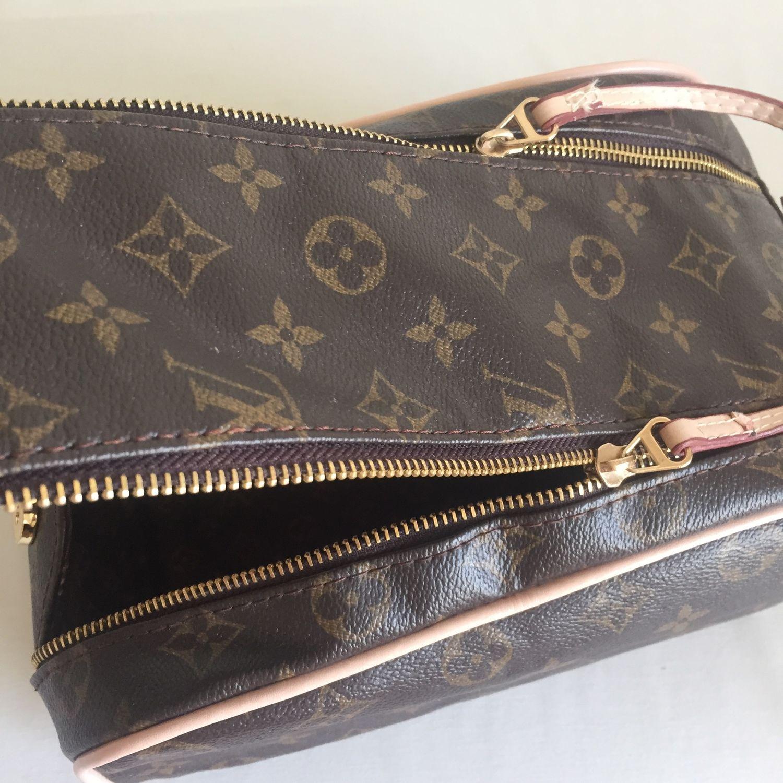 b5c3f81370bf Винтажные сумки и кошельки. Заказать Винтаж: Louis Vuitton, копия,  косметичка-несессер ...