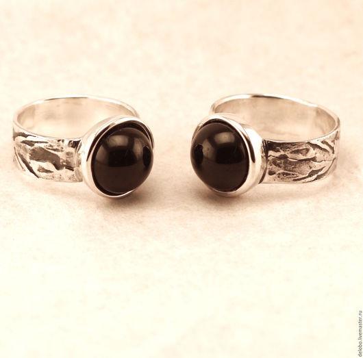 Кольца ручной работы. Ярмарка Мастеров - ручная работа. Купить Черный турмалин (шерл) Серебряное кольцо. Handmade. Камень натуральный