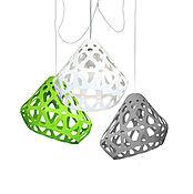 Для дома и интерьера handmade. Livemaster - original item Three-color chandelier ZAHA LIGHT 9. Handmade.