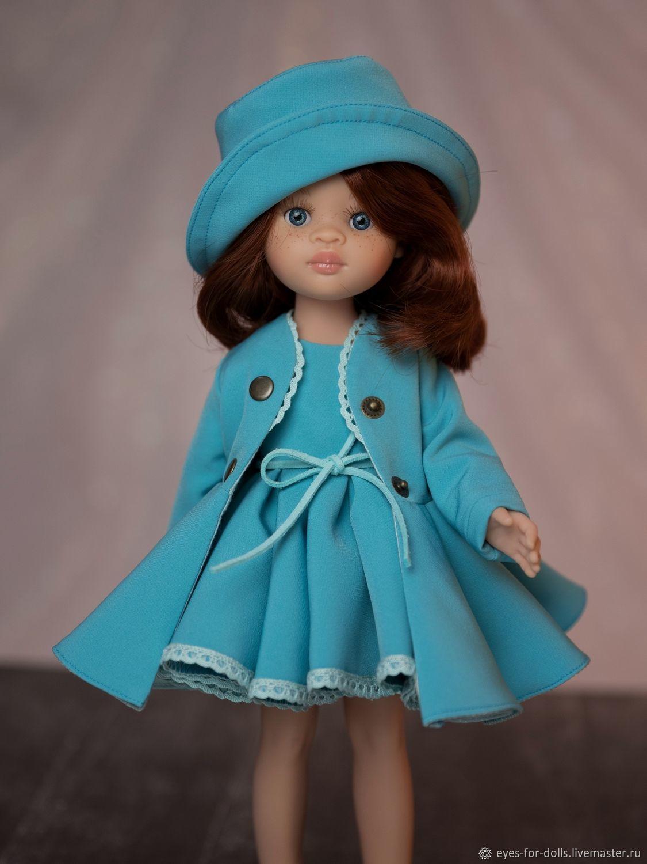 Комплекты для Паолочки (цвета в ассортименте), Одежда для кукол, Кострома,  Фото №1