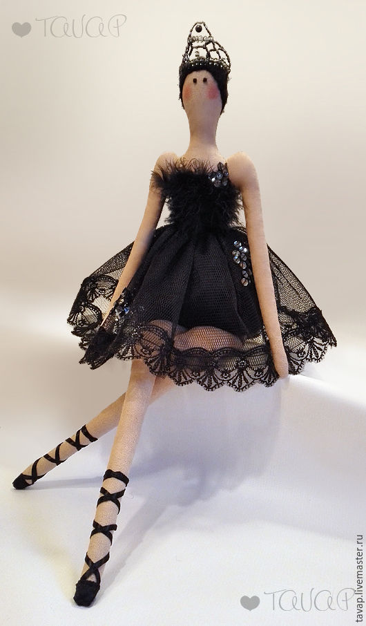 Tilda ballerina – shop online on Livemaster with shipping - 808CPCOM ... 682dca768cb
