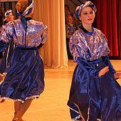 """Одежда ручной работы. Ярмарка Мастеров - ручная работа Танец """"Завитки"""". Handmade."""