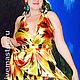 crochet dress Tropicana. Sundresses. Lana Kmekich (lanakmekich). Online shopping on My Livemaster.  Фото №2