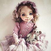 Куклы и пупсы ручной работы. Ярмарка Мастеров - ручная работа Тея и Фисташка. Handmade.